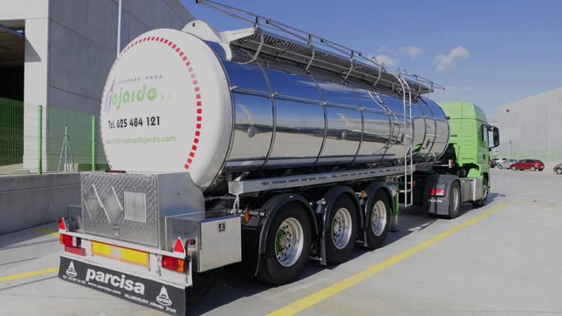 Trasnporte de combustible, ácidos, abonos, biodiesel