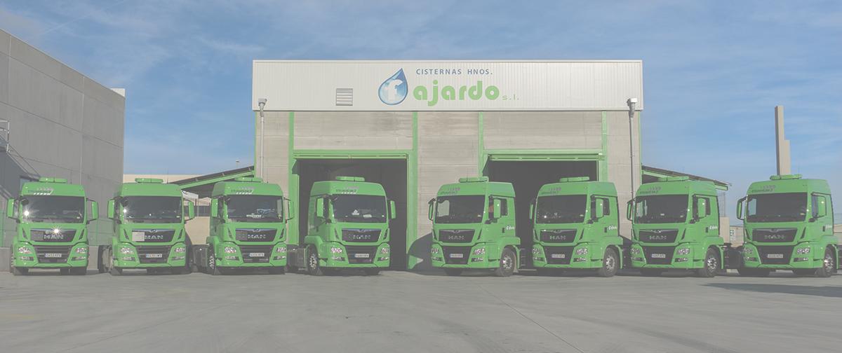Transporte por carretera de mercancías ADR en cisternas químicas y plataformas portacontenedores