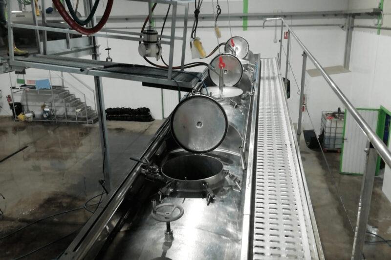 lavadero de cisternas